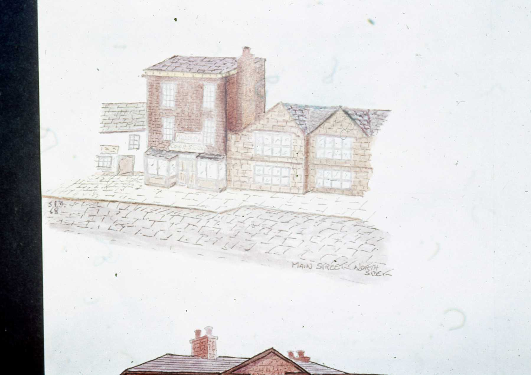 D4 021 Sketch of Bear's Paw and Frodsham Coop store.jpg