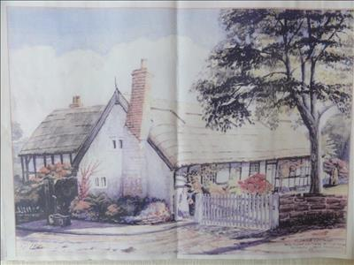 Flower Cottage c1900