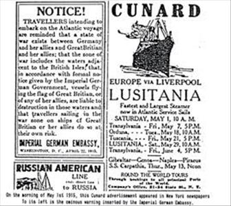Lusitania Graphic 1