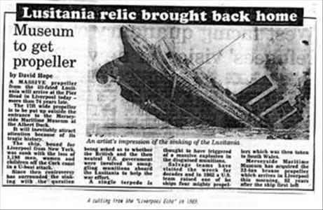 Lusitania Graphic 2