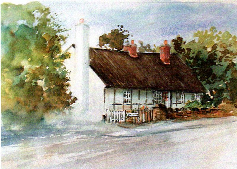 26 - Flower Cottage, early 1600s