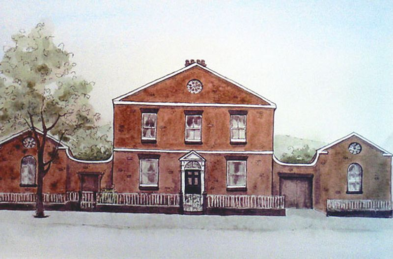 8 - The Gables, late 1700s